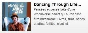 Blog à la une, Dancing