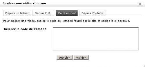 Insérer une vidéo sur mon blog depuis un code embed.png