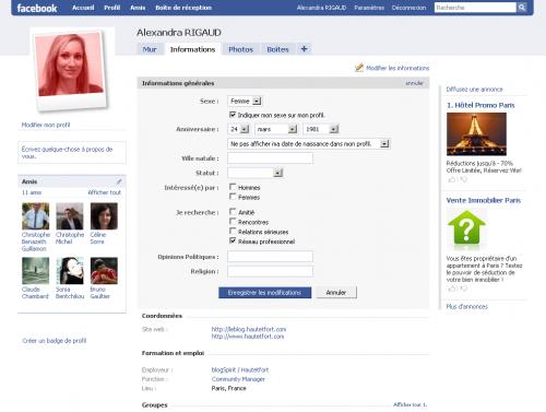 Facebook - Enregistrer l'adresse de son blog dans son profil.png